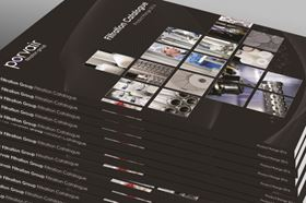 Porvair Filtration Group's new catalogue.