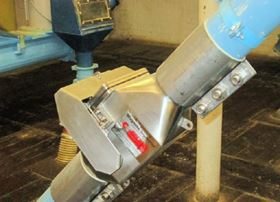 Pneumags provide protection against ferrous and para-magnetic contamination of dry powders and granulates.