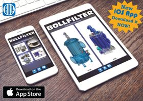 Bollfilter iOS App now available for free download