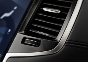 Volvo has developed a larger, more efficient multi-filter for the cabin of its Volvo XC90 SUV.