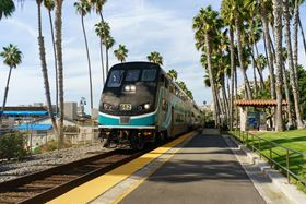 Together, the companies have worked to install the latest air filters on all train cars to ensure the air that passengers and employees breathe throughout their journey is safer and cleaner. (Image: Metrolink)