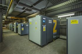 Scottish Water's Nigg wastewater treatment works achieved savings of up to 25% of its energy costs by changing its aeration process lobe air blowers to Atlas Copco VSD rotary screw blowers.