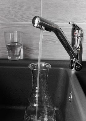 A good water filter eliminates most of the risk of illness from tap water and makes it taste much better.