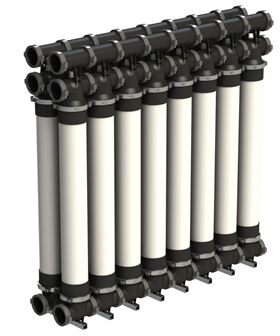 The ZeeWeed 700B-RMS isSUEZWater Technologies & Solutions' new ultrafiltration rackless membrane system.