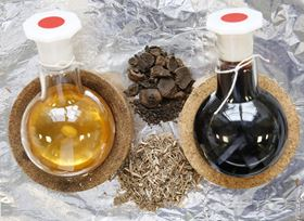 The main products from the BioFlex process are cellulose and lignin for use in a more sustainable chemical industry.