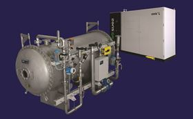 The Ozonia L family includes three new models to cover ozone production ranges up to 60 kg/h (3200 lbs per day).