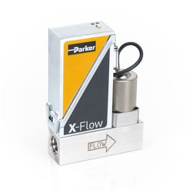 Parker Hannifin's X-Flow Mass Flow Controller provides fast and reliable high accuracy flow control.