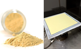 CycloPure is now able to make its adsorbents available in media enhanced filter papers.