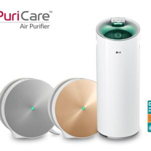 LG air purifiers ease asthma and allergy symptoms - Filtration + Separation