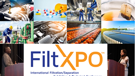 FiltXPO features experts on seven top themes