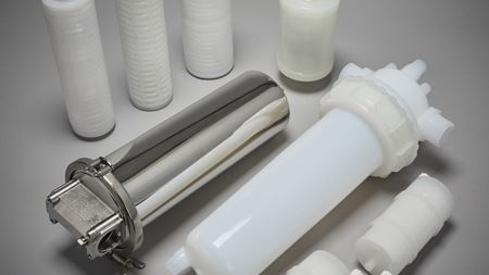 Porvair Filtration launches new chemical filters
