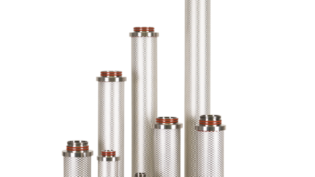 Porvair expands range of compressed air filters