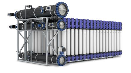 Small size, big performance: Pentair X-Flow XF75 Membrane Element