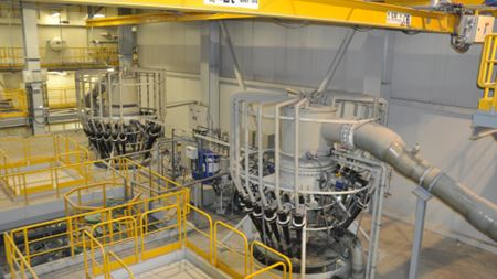 Flue gas desulphurisation: Power stations rely on filter belt technology