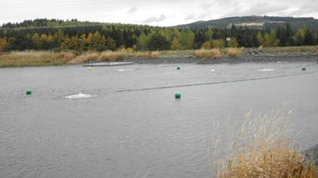 Scottish Water selects  aeration solution to improve water quality and reduce costs