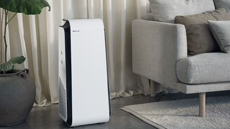 Blueair air purifier fights viruses and bacteria