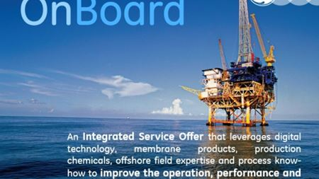 Off-shore integrated service offering from GE