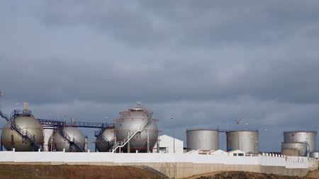 Rise in toxic brine from desalination