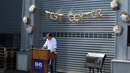 BHS-Sonthofen invests in new test centre