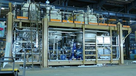 BHS-Sonthofen provides 5 filter systems for natural gas processing in Iran