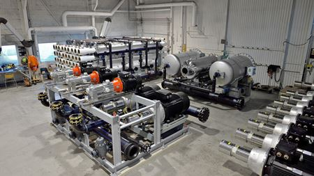 Hoyer motors used in RO technology