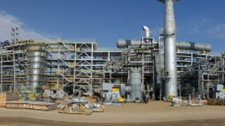 Natural gas: Candle filter plant cleans lean amine solution