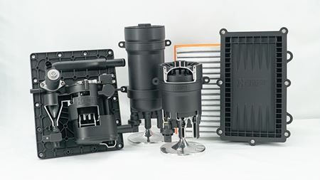 Hengst's filtration solutions for fuel cells