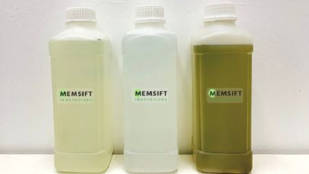 Memsift secures BOO contract to treat pharma liquid waste