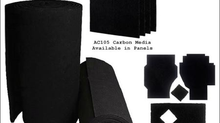 AFC introduces AC105 activated carbon filtration media