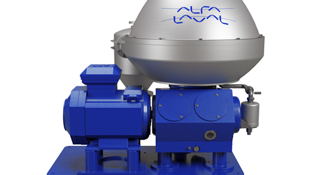 Alfa Laval develops new separator