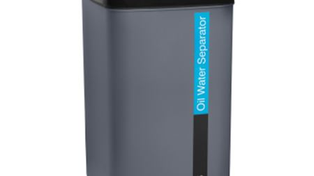 Atlas Copco introduces compact oil-water separator for GX range of workshop compressors