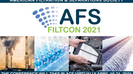 AFS FiltCon 2021 - abstract submission open