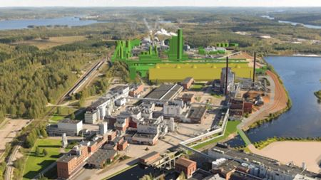Andritz to provide technologies for new Finnish bio-product pulp mill
