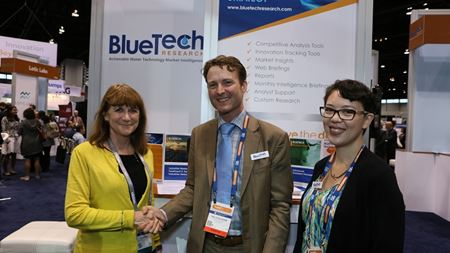 BlueTech Research and WEF collaborate on innovation