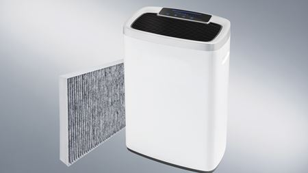 Mann+Hummel air filter elements combat odours