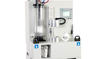 Air Techniques International adds high flow option to filter tester