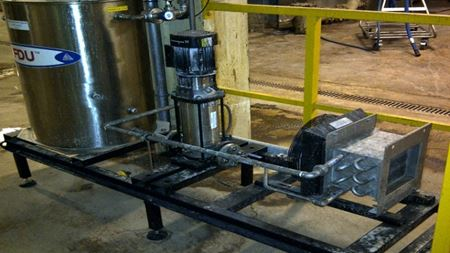 Sealing success in a 'continuous loop' system