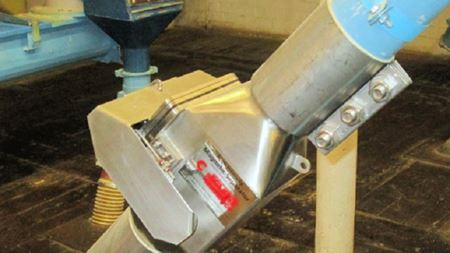 Eclipse Magnetics helps soya milling process