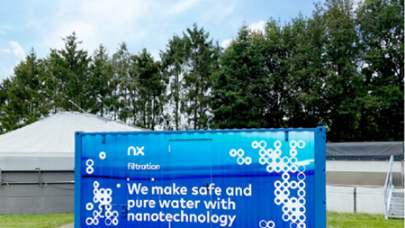 NX Filtration begins pilot for water reuse from paper mills