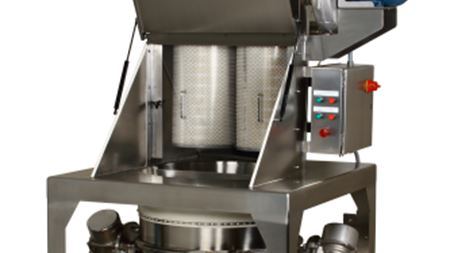 Dust collection system enhances worker safety