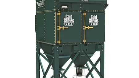 Camfil launches Gold Series dust collector