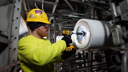Eagle Filters make cleaner air for gas turbines