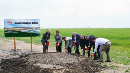 Baldwin Filters breaks ground on new distribution centre