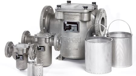 Eaton introduces new range of pipeline basket strainers