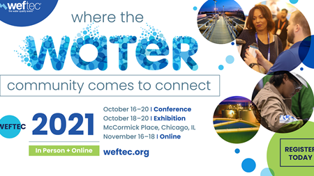 WEF announces robust health protocols for WEFTEC