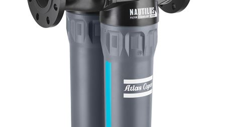 Atlas Copco introduces filters and carbon towers