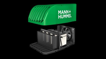 Mann+Hummel and Alba Group extend filter roof box partnership