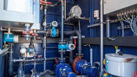 Russian refinery selects GE water treatment technology