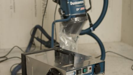 Practical filtration: Silica dust – much more than a nuisance