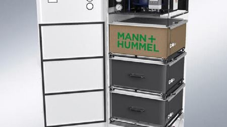 Mann+Hummel oil eliminators offer lower cost of ownership